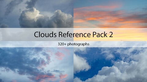Clouds Reference Pack 2