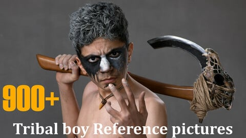 900+ Tribal boy Reference pictures