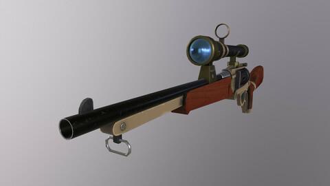Sniper Steampunk