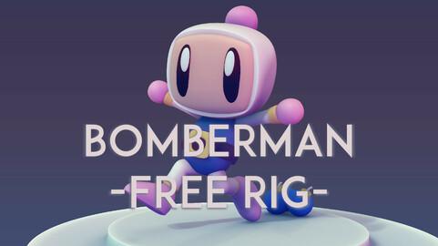 Bomberman FREE RIG