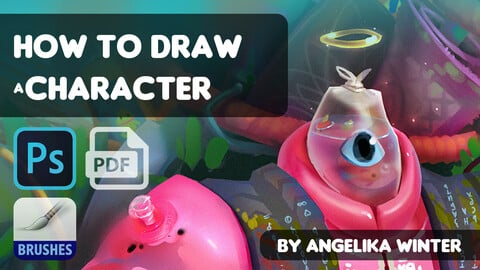 HOW TO DRAW A CHARACTER