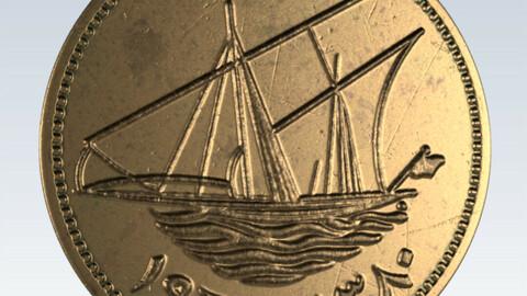 Arab coin