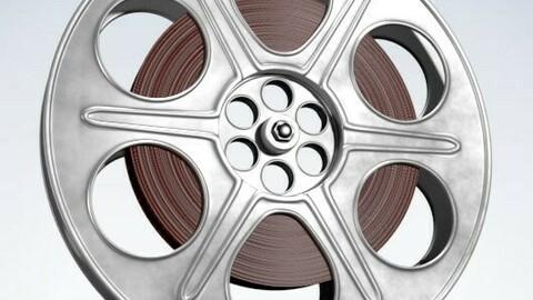 Film Reel Roll