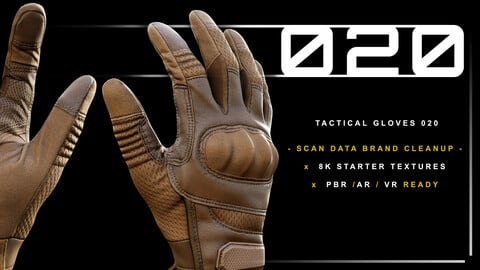 Tactical Gloves 020