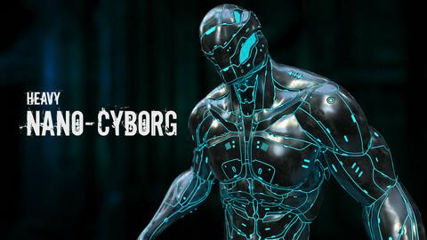 Heavy Nano-Cyborg