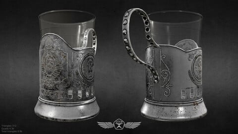 Cup holder, USSR [Free]