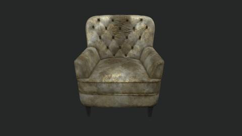 Old Hamburg Armchair