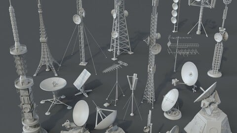 Antennas - 20 pieces - part -1