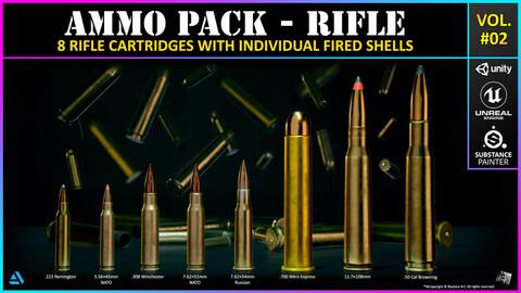 Ammo Pack 02 - Rifle