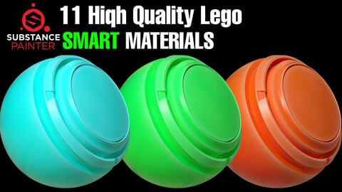 11 High Quality Lego Smart Material ✅