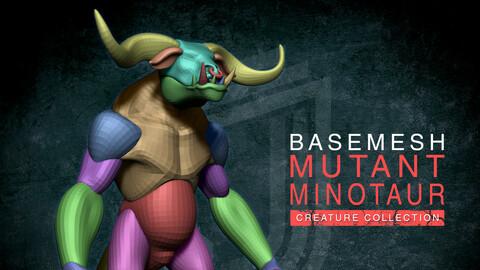 Mutant Minotaur Blockout