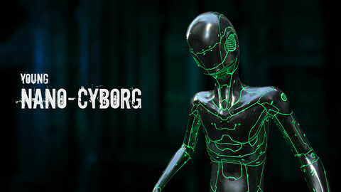 Young Nano-Cyborg