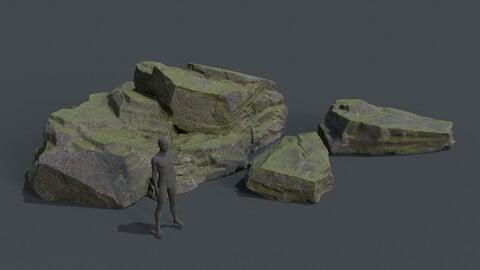 Jungle Rocks for Games