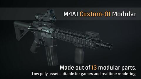 M4A1 Custom-01 Modular