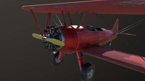 Airplane(Game-ready)