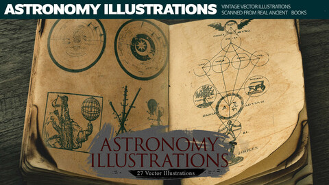 Astronomy Illustrations