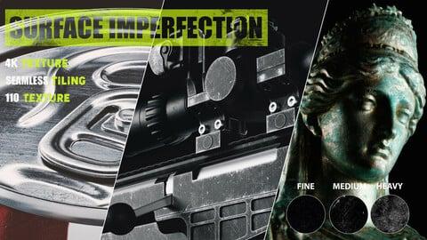 110 Surface Imperfection - 4k tileable textures