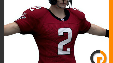 NFL Player Atlanta Falcons