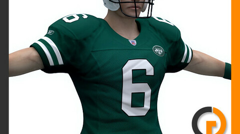NFL Player New York Jets