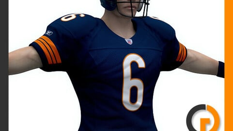 NFL Player Chicago Bears
