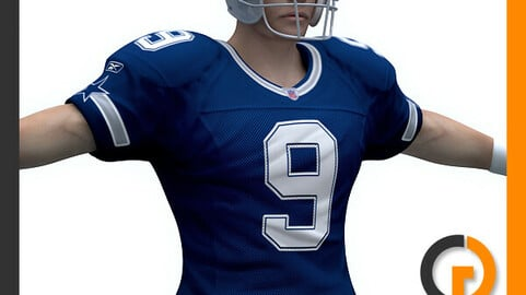 NFL Player Dallas Cowboys