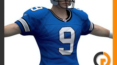NFL Player Detroit Lions