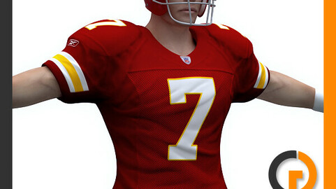 NFL Player Kansas City Chiefs