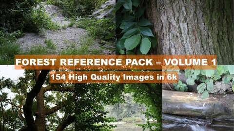 Forest Reference Pack Vol. 1