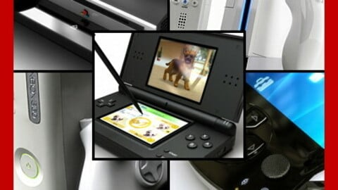 Video Game Consoles Pack