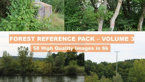 Forest Reference Pack Vol. 3