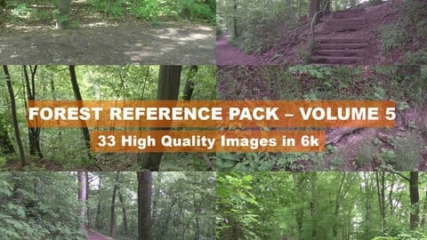 Forest Reference Pack Vol. 5