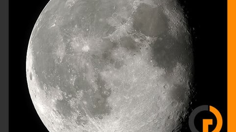 Hyper-Real Dynamic Moon Shader 2.0