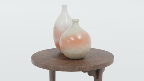 Japanese Table 6 - Vases