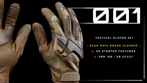Tactical Gloves 001