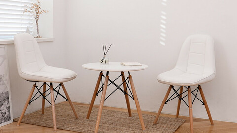 JELLY Jelly Eco Eiffel Chair 3colors