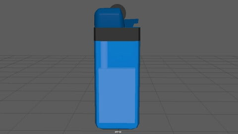 Lighter (for a cartoon game)