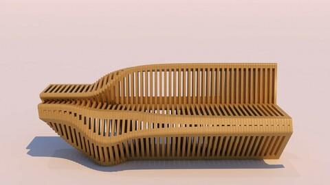 Parametric Bench - 06