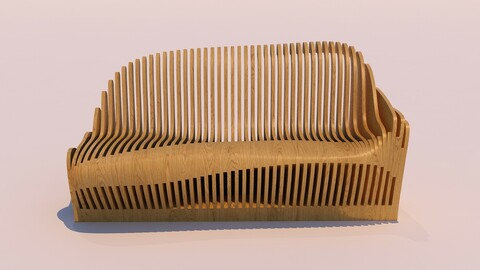 Parametric Bench - 07