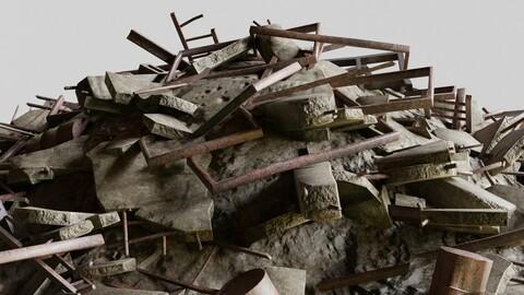 Ruin Debris Kit