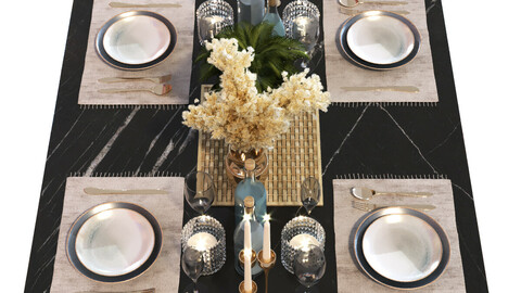dining table 014