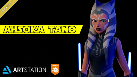 "Access to ""Ahsoka Tano Fan Art"" Source Files"