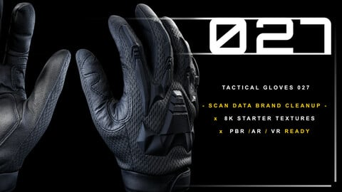 Tactical Gloves 027
