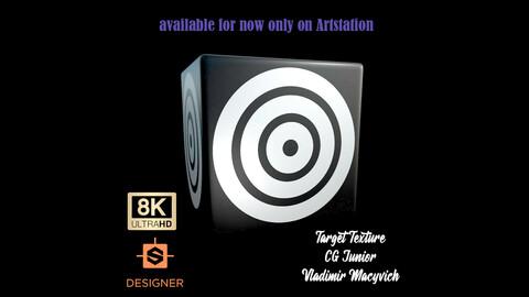 Target Texture 8K