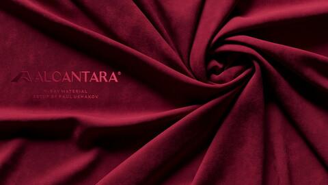 Alcantara | V-Ray Shader