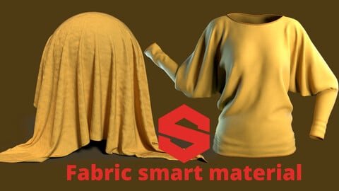 Fabric smart material