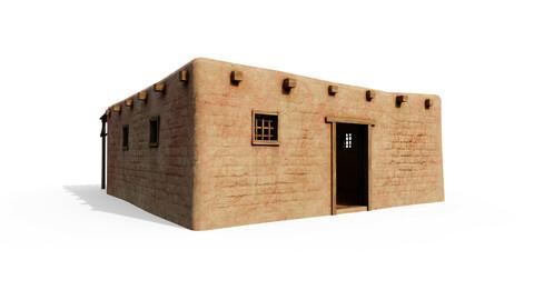 Common Desert Hut