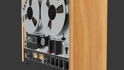 Akai Tape Recorder 4000DS