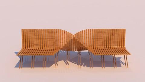 Parametric Bench - 10
