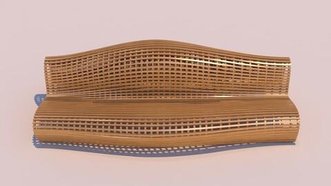 Parametric Bench - 12
