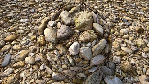 Rocks (267) - Photogrammetry based Environment Texture
